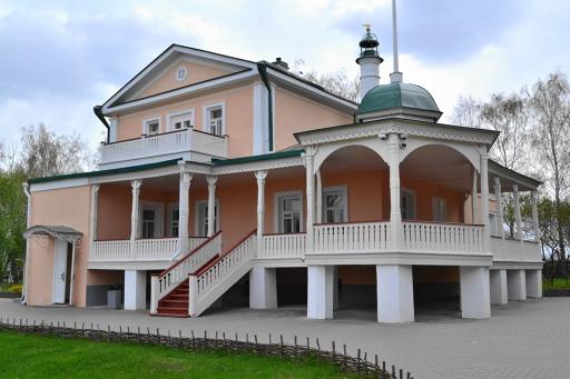 Усадьба Л.И. Кашиной
